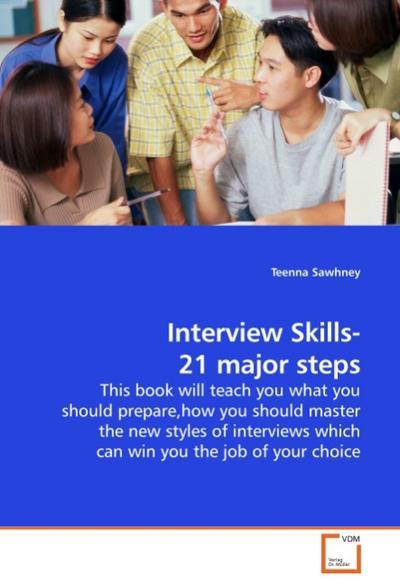 Interview Skills- 21 major steps