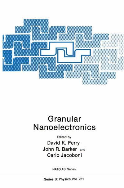 Granular Nanoelectronics
