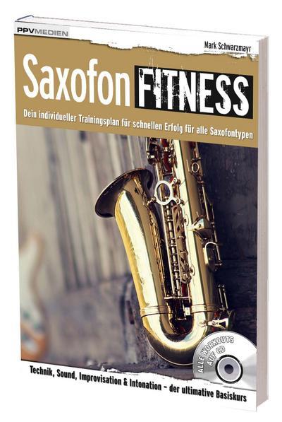 Saxofon Fitness