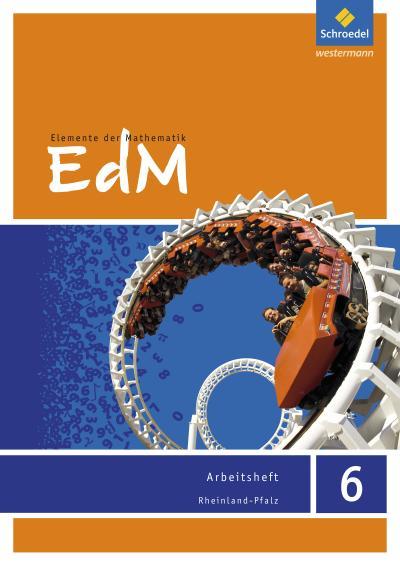 Elemente der Mathematik 6. Arbeitsheft. Rheinland-Pfalz