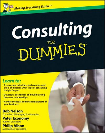 Consulting For Dummies®