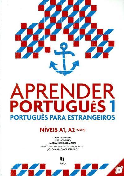 Aprender Português 1 (Manual+audio online)