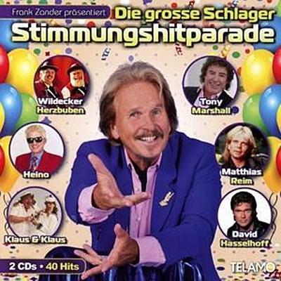 Frank Zander Präs.Die Große Schlager Stimmungshitp