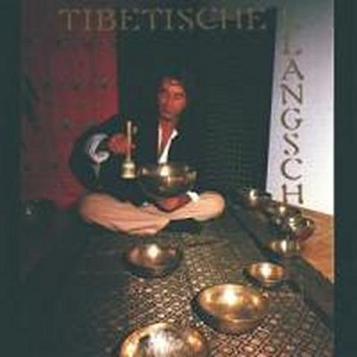 Tibetische Klangschalen, 1 Audio-CD
