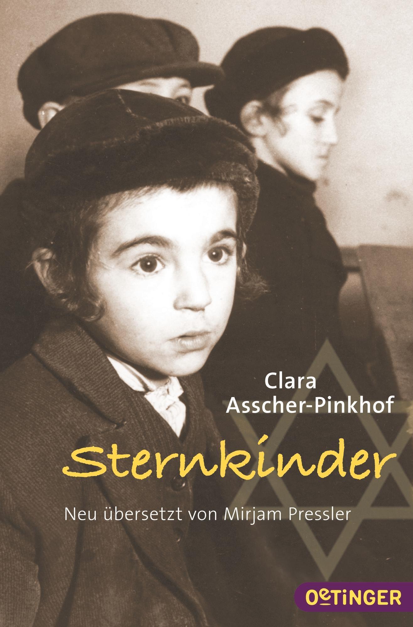 Sternkinder, Clara Asscher-Pinkhof