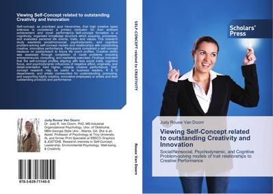 Viewing Self-Concept related to outstanding Creativity and Innovation