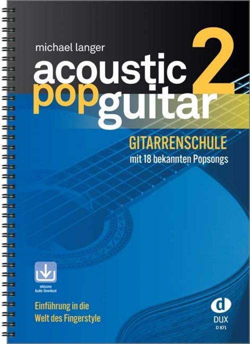 Acoustic Pop Guitar 2 Michael Langer