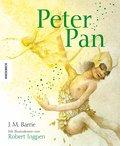 Peter Pan. Bibliophile ungekürzte Ausgabe mit Illustrationen von Robert Ingpen