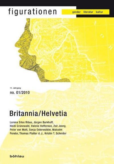Figurationen 11/1. Britannia / Helvetia