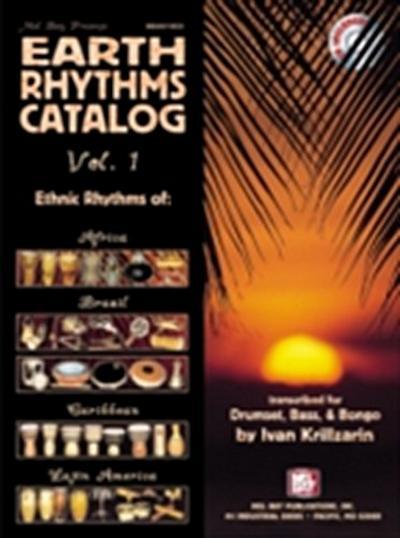 Earth Rhythms Catalog, Vol. 1