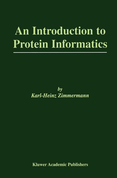 Introduction to Protein Informatics