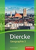 Diercke Geographie 5. Schülerband. Realschulen. Bayern