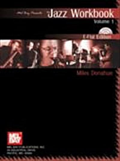 Jazz Workbook, Volume 1 E-Flat Edition