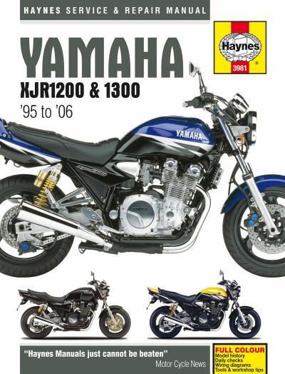 Yamaha XJr1200/1300