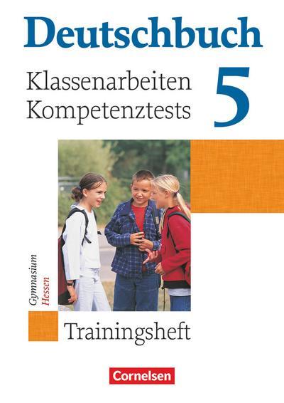 Deutschbuch Gymnasium - Trainingshefte
