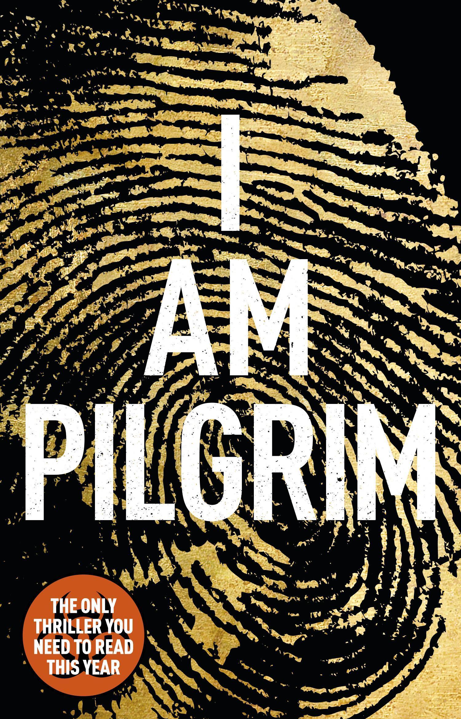 I Am Pilgrim, Terry Hayes