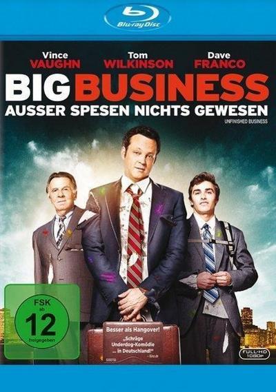 Big Business: Außer Spesen nichts gewesen ProSieben Blockbuster Tipp