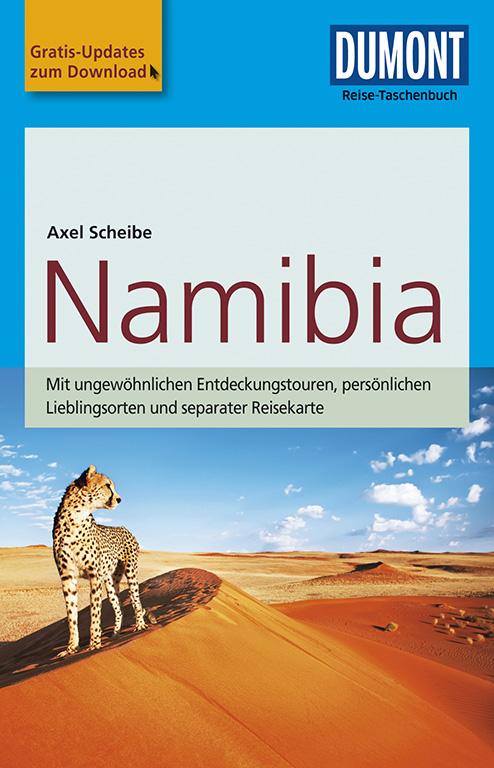 NEU Namibia Axel Scheibe 174881