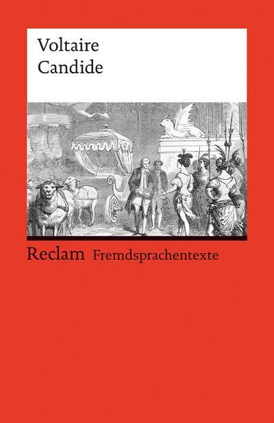 Candide ou l'Optimisme: (Fremdsprachentexte) (Reclams Universal-Bibliothek)