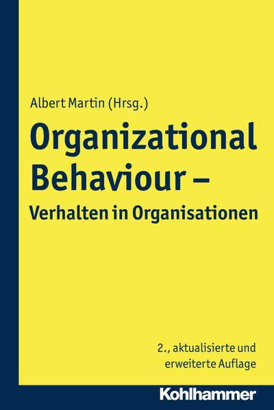 Organizational Behaviour - Verhalten in Organisationen