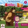 Mascha und der Bär 07. Auf in die Ferien