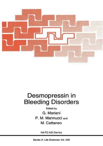 Desmopressin in Bleeding Disorders