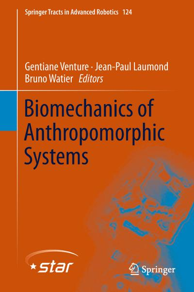 Biomechanics of Anthropomorphic Systems