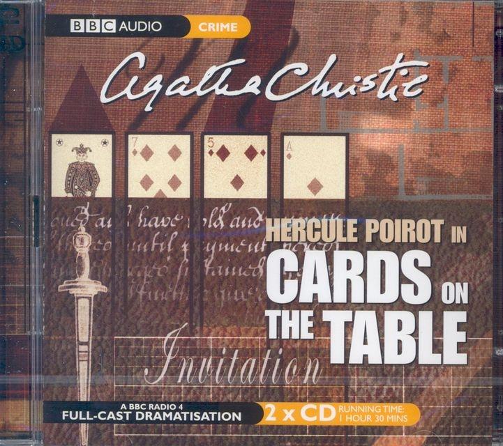 Cards on the Table Agatha Christie - Deutschland - Vollständige Widerrufsbelehrung Widerrufsbelehrung Widerrufsrecht Als Verbraucher haben Sie das Recht, binnen einem Monat ohne Angabe von Gründen diesen Vertrag zu widerrufen. Die Widerrufsfrist beträgt 1 Monat ab dem Tag, an dem Sie oder - Deutschland