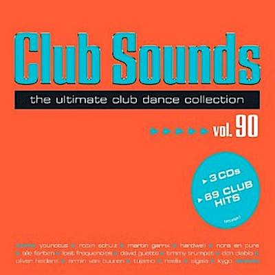Club Sounds, Vol. 90