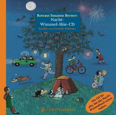 Nacht-Wimmel-Hör-CD. CD