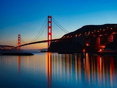 Golden Gate - 500 Teile (Puzzle)