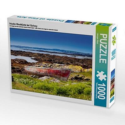 Irische Westküste bei Galway (Puzzle)