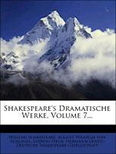Shakespeare's dramatische Werke, Siebenter Band