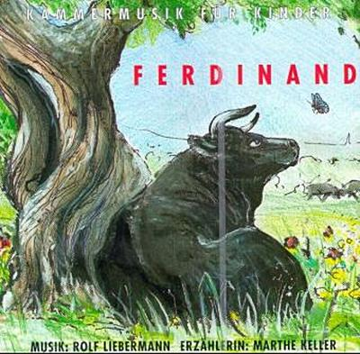 Ferdinand. CD