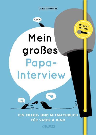 Mein großes Papa-Interview