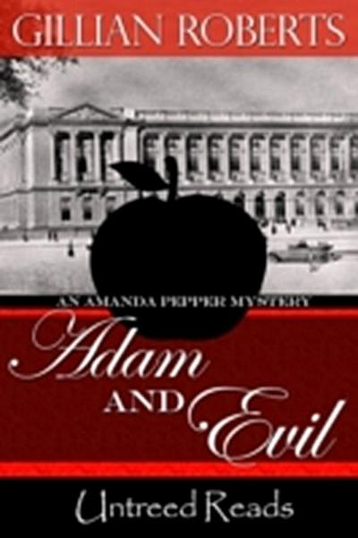 Adam and Evil (An Amanda Pepper Mystery, #9)