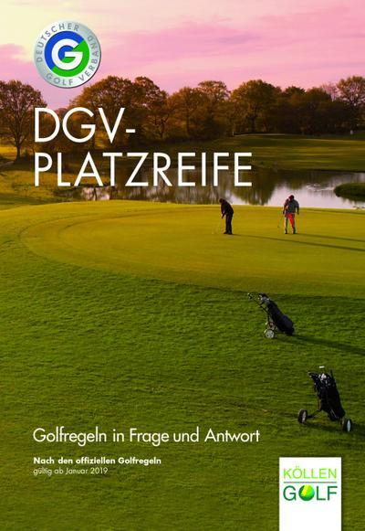 DGV-Platzreife