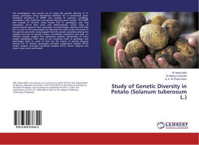 Study of Genetic Diversity in Potato (Solanum tuberosum L.)