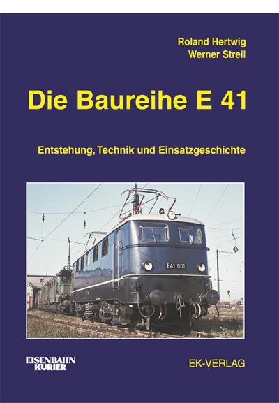 Die Baureihe E 41