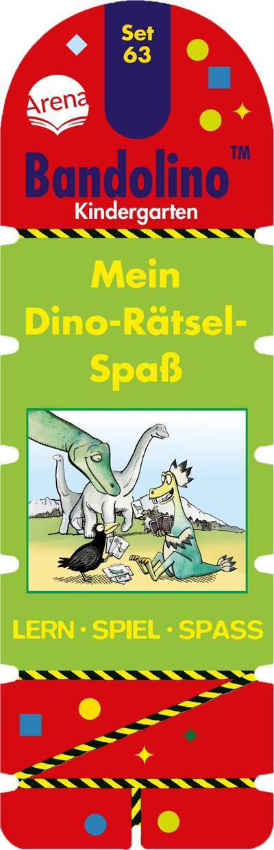 Mein Dino-Rätsel-Spaß