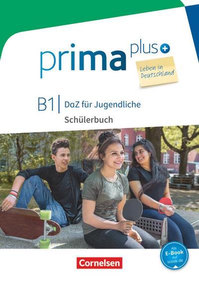 prima plus B1 - Schülerbuch mit Audios online