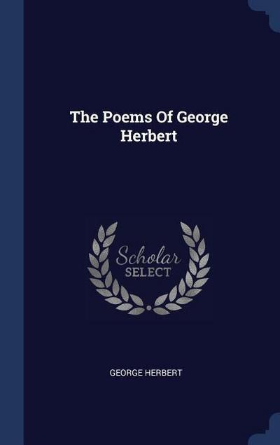The Poems of George Herbert