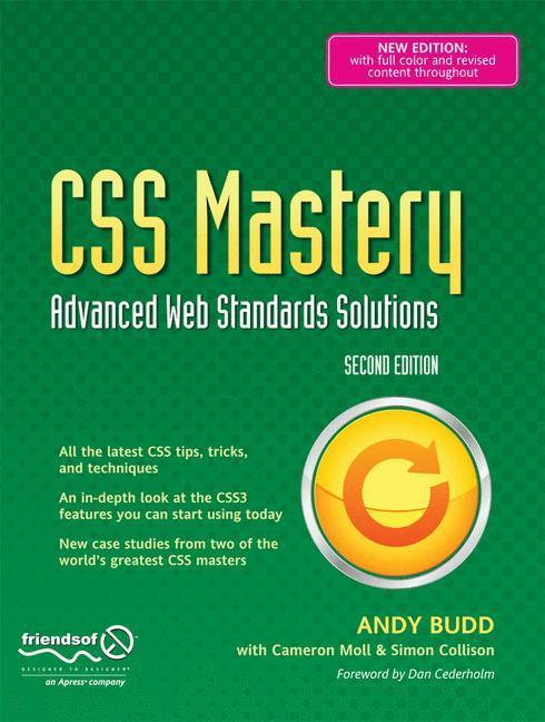 CSS Mastery Andy Budd