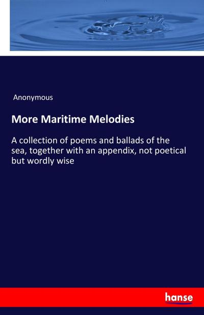 More Maritime Melodies
