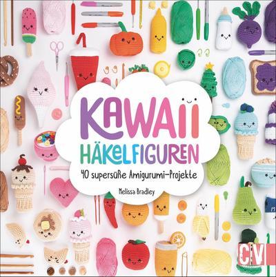 Kawaii Häkelfiguren