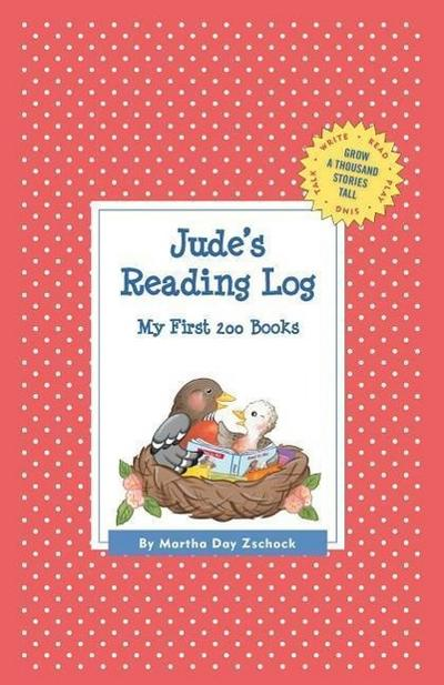 Jude's Reading Log: My First 200 Books (Gatst)