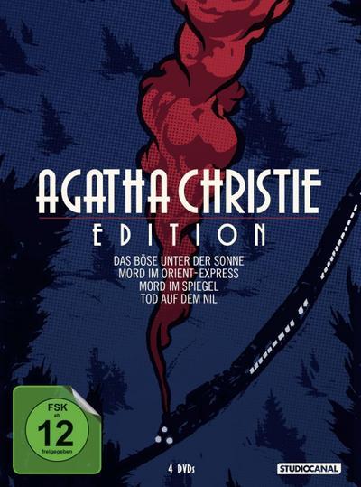Agatha Christie Edition.  Digital Remastered