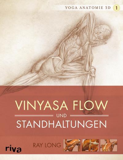 Yoga-Anatomie 3D: Vinyasa Flow und Standhaltungen