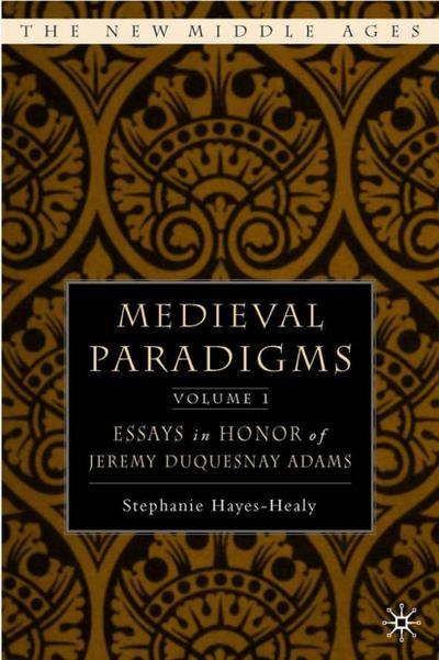 Medieval Paradigms: 2 Volume Set, 2 Teile