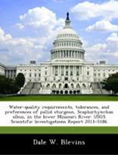 Blevins, D: Water-quality requirements, tolerances, and pref